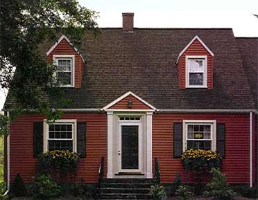 Alside Home Siding Color Collection